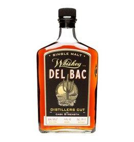 Del Bac Whiskey Distillers Cut 60.25% Abv (750ml)
