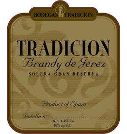 Brandy de Jerez Bodegas Tradicion 38% (750ml)