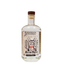 Cinco Sentidos Mezcal Sierra Negra 49.5% abv (750 ml)