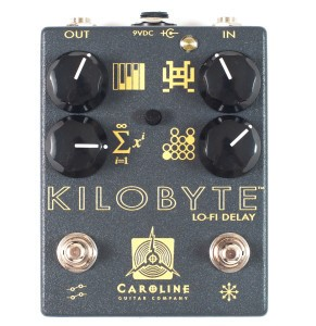Caroline Caroline Kilobyte Delay Pedal