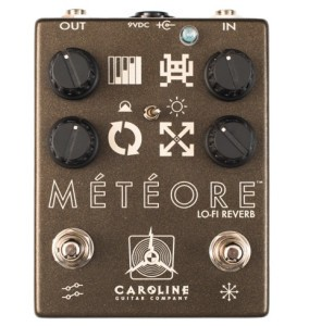 Caroline Caroline Meteore Lo-Fi Reverb Pedal