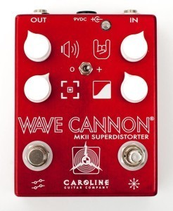 Caroline Caroline Wave Cannon MKII Superdistorter