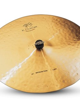 "Zildjian Zildjian 20"" K Constantinople Medium Thin Low Ride"