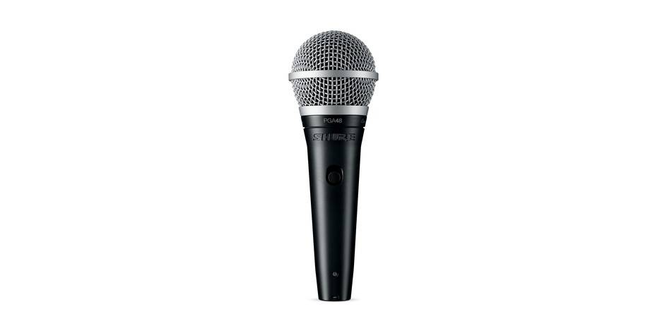 Shure Shure PGA48-LC Dynamic Microphone
