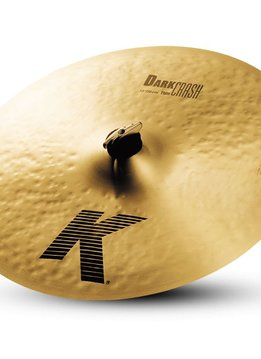 "Zildjian Zildjian 15"" K Dark Thin Crash"