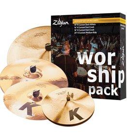 Zildjian Zildjian K Custom Worship Cymbal Set
