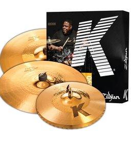 Zildjian Zildjian K Custom Hybrid Cymbal Set