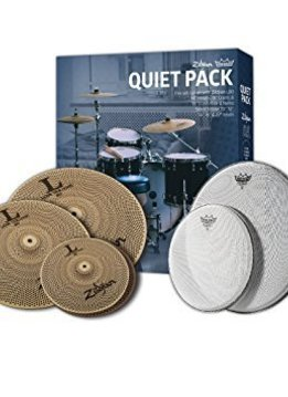 Zildjian Zildjian L80 Series Quiet Pack Cymbal Set