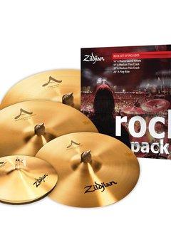 Zildjian Zildjian Rock A Cymbal Pack