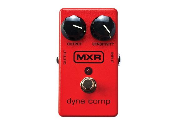 MXR MXR M102 Dyna Comp Compressor Pedal