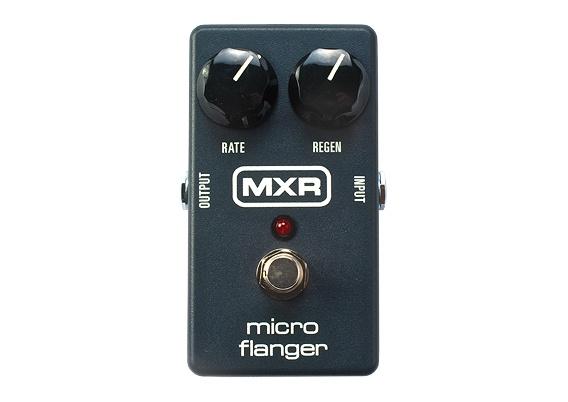 MXR MXR M152 Micro Flanger Pedal