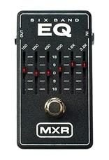 MXR MXR M109S 6-Band Graphic EQ Pedal