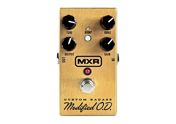 MXR MXR M77 Custom Badass Modified Overdrive Pedal