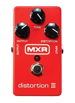 MXR MXR M115 Distortion III Pedal