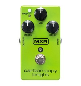 MXR MXR M269SE Carbon Copy Bright Delay Pedal