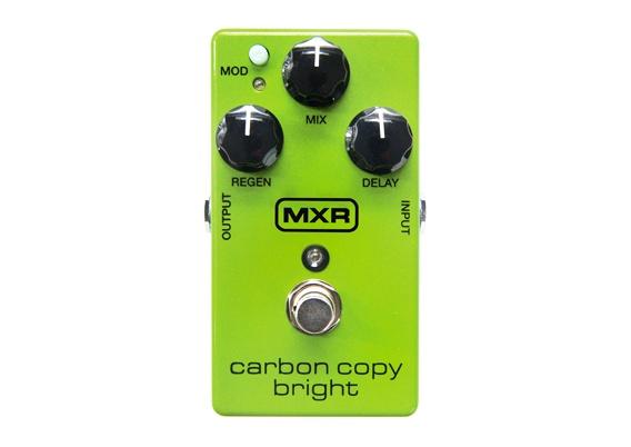 MXR MXR M269SE Carbon Copy Bright Delay Pedal
