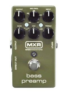 MXR MXR M81 Bass Preamp Pedal