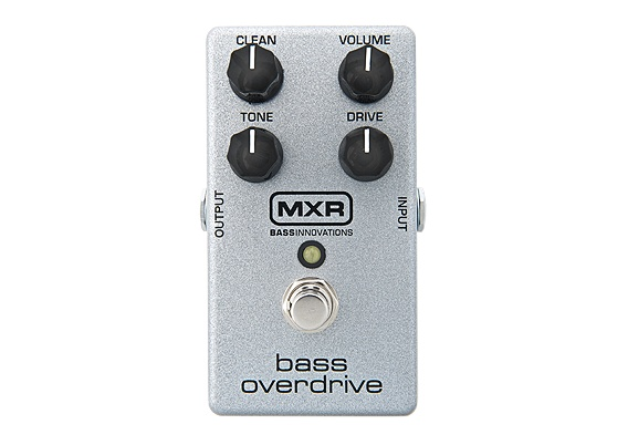 MXR MXR M89 Bass Overdrive Pedal
