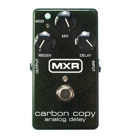 MXR MXR M169 Carbon Copy Analog Delay Pedal