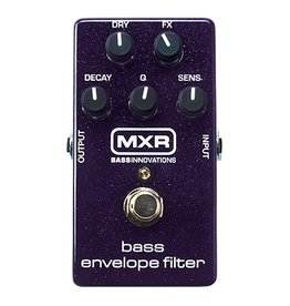 MXR MXR M82 Bass Envelope Filter Pedal