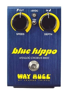 Way Huge Way Huge Blue Hippo Limited Edition Analog Chorus