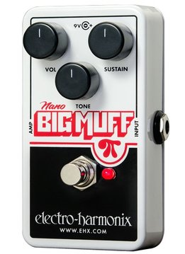 Electro-Harmonix Electro Harmonix Nano Big Muff Distortion/Sustainer Pedal