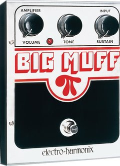 Electro-Harmonix Electro Harmonix Big Muff PI (Classic) Distortion/Sustainer