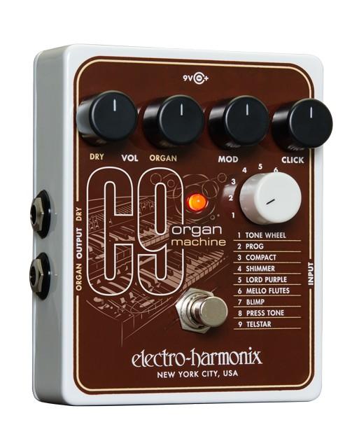 Electro-Harmonix Electro-Harmonix C9 Organ Machine Pedal