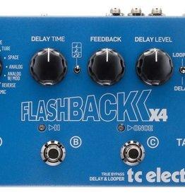 TC Electronics TC Flashback X4 Delay & Looper