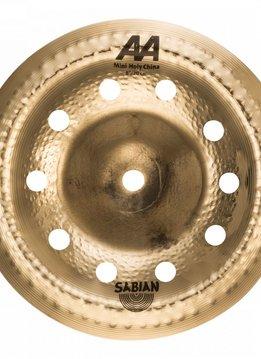 "Sabian Sabian 8"" AA Mini Holy China - Brilliant"