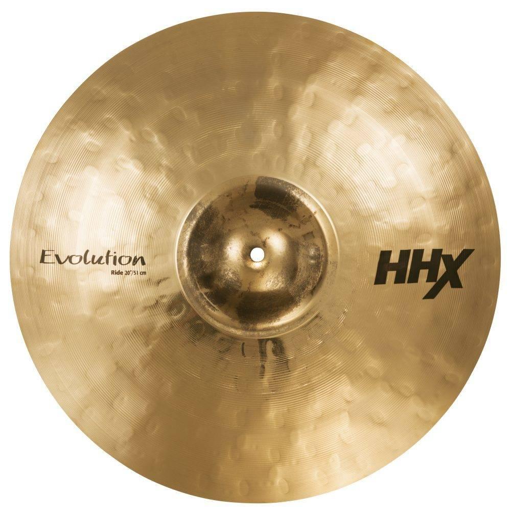 """Sabian Sabian 20"""" HHX Evolution Ride Cymbal"""