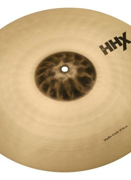 "Sabian Sabian 18"" HHX Studio Crash"