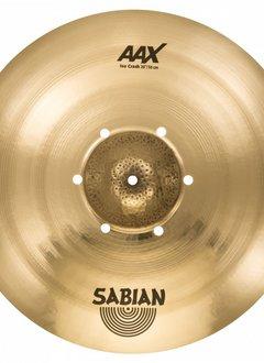 """Sabian Sabian 20"""" AAX Iso Crash - Brilliant"""