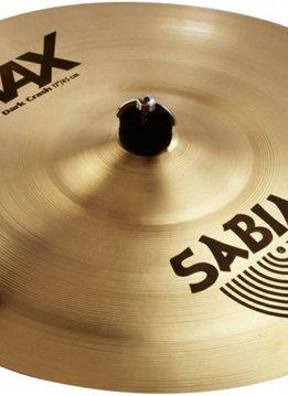 """Sabian Sabian 17"""" AAX Dark Crash"""