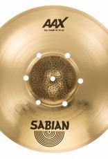 """Sabian Sabian 16"""" AAX Iso Crash - Brilliant"""