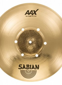 "Sabian Sabian 16"" AAX Iso Crash - Brilliant"