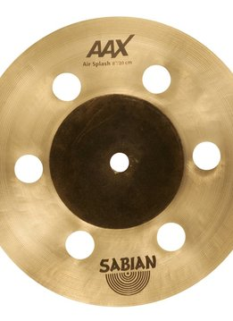 "Sabian Sabian 8"" AAX Air Splash"