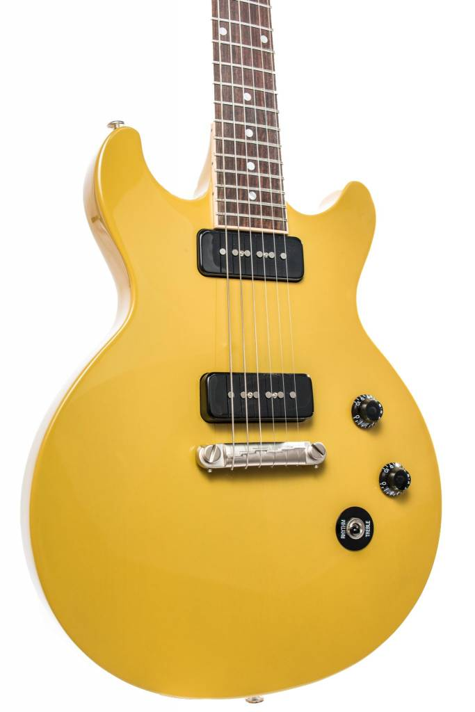 Gibson Gibson Les Paul Special Double Cut - Trans Yellow Top