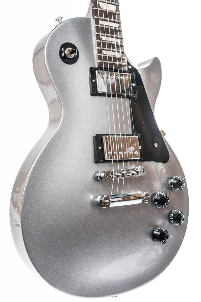 Gibson Gibson LP Studio T - Silver Pearl