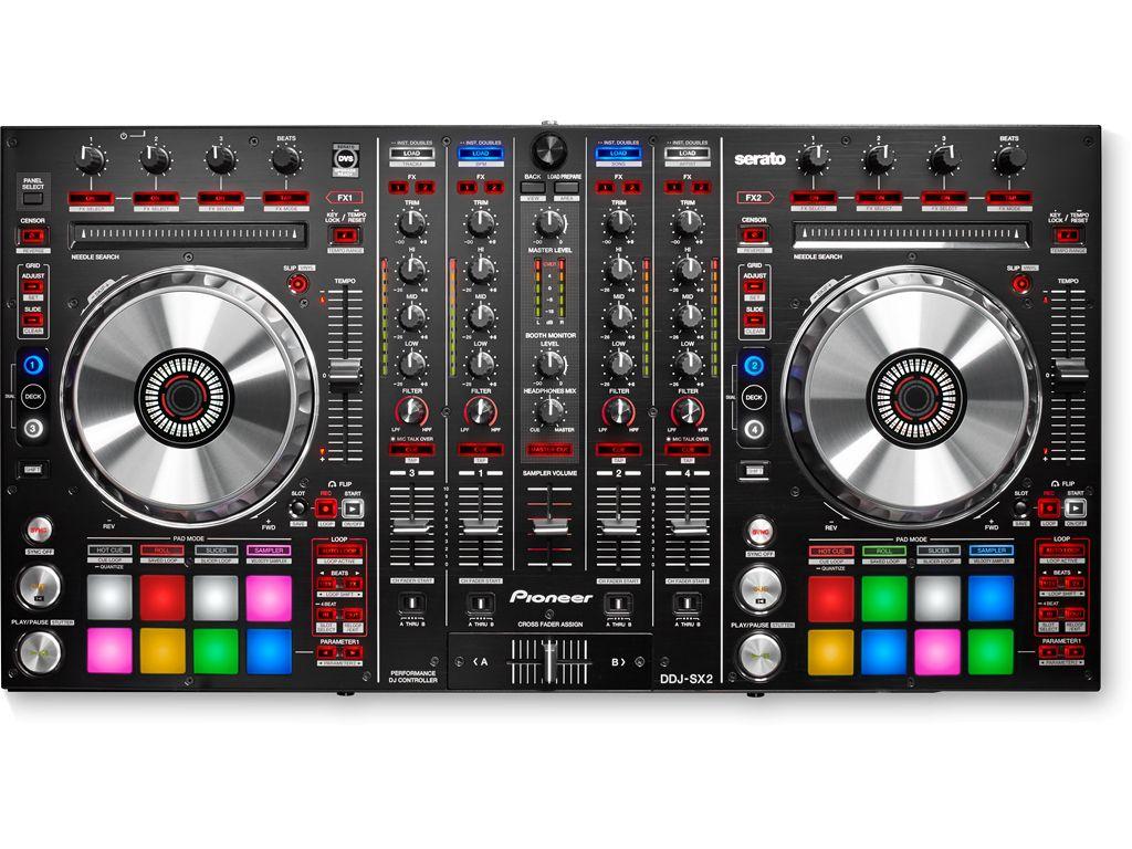 Pioneer Pioneer DDJ-SX2 Pro DJ Controller - w/ Serato DJ