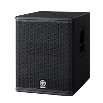 Yamaha Yamaha DXS 15 Inch Powered Subwoofer