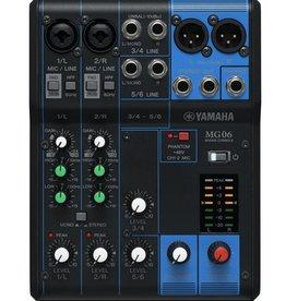 Yamaha Yamaha MG06 Mixing Console