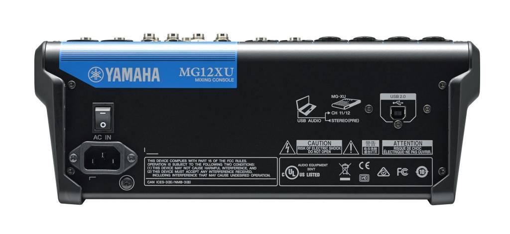 Yamaha Yamaha MG12XU Mixing Console