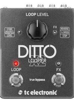 TC Electronics TC Electronics Ditto X2 Looper Pedal