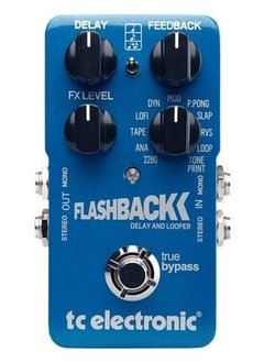 TC Electronics TC Electronics FlashBack Delay and Loop
