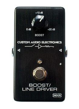 MXR MXR MC401 Boost/Line Driver Pedal
