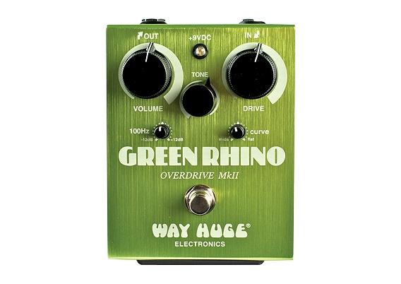 Way Huge Way Huge Green Rhino Overdrive