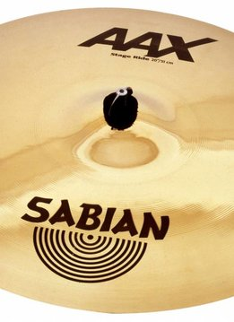 "Sabian Sabian 21"" AAX Stage Ride - Brilliant"