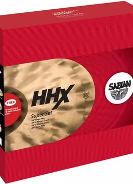 Sabian Sabian HHX Super Set