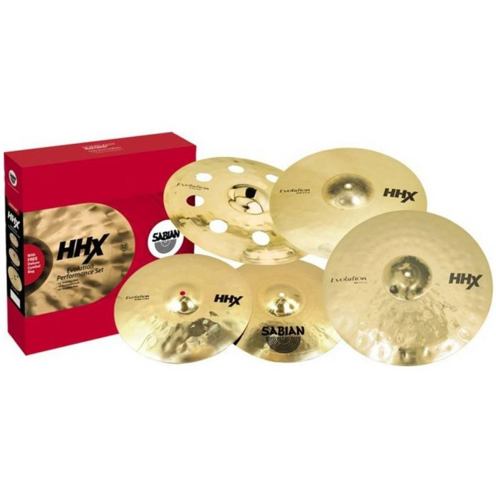 Sabian Sabian HHX Evolution Promotional Set